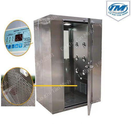 Buồng tắm khí 6 vòi x 2 (TMTK-A01)